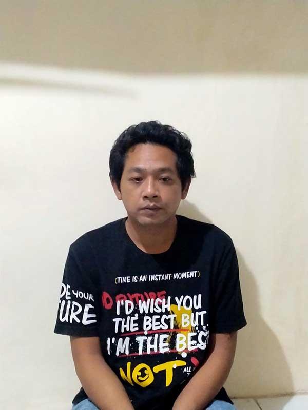 Pelaku penggelapam motor - Motor Tak Dikembalikan, Teman Dilaporkan Polisi