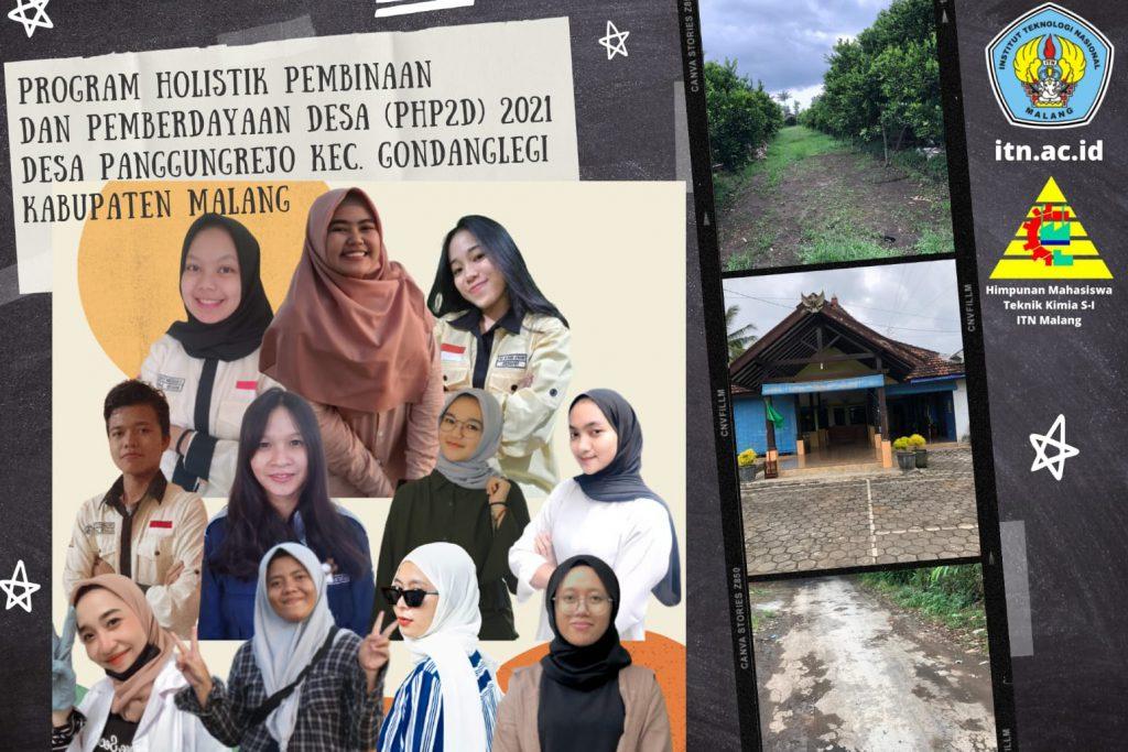 Tim Program Holistik Pembinaan dan Pemberdayaan Desa (PHP2D) 2021. (ist)