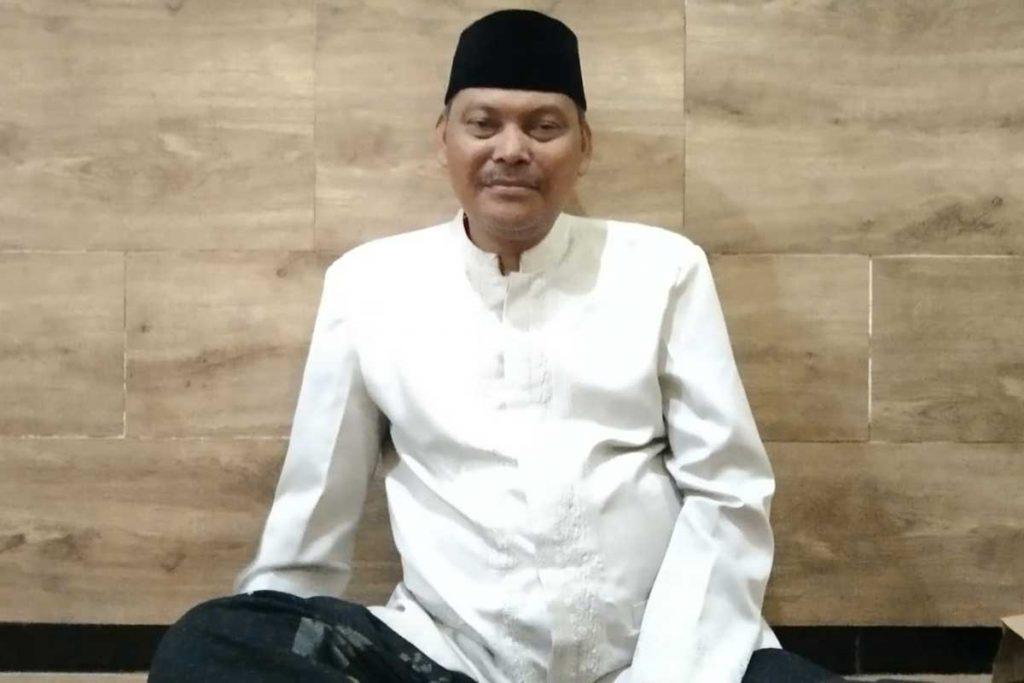 Kiai Anas ditemui di kediamannya di Sawojajar Kota Malang. (jaz) - Begini Tanggapan Penghulu Viral Terkait Pesan Unik Kepada Pengantin
