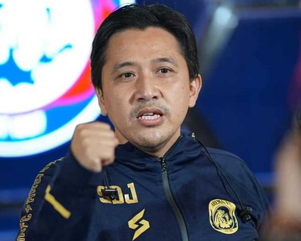 Media officer Arema FC, Sudarmaji. (ist) - Arema FC Surati Tiga Kepala Daerah, Pinta Kenakan Atribut Arema pada 11 Agustus